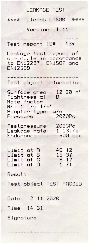 Test 1 passed 2000 D 3